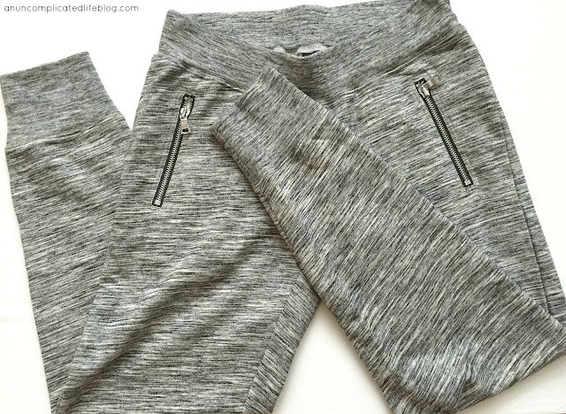 Maternity jogger pants from The Gap