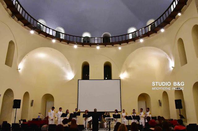 Με μουσική από τον διεθνή κινηματογράφο ξεκίνησε στο Ναύπλιο το 7ο Διεθνές Φεστιβάλ Κινηματογράφου ΓΕΦΥΡΕΣ