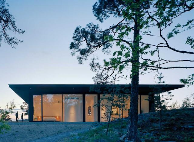 Villa in Stockholm archipelago, Sweden