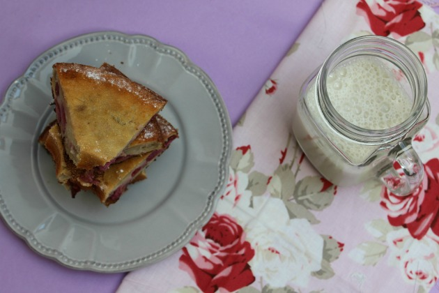 Clafoutis de cerezas de My sweet recipe