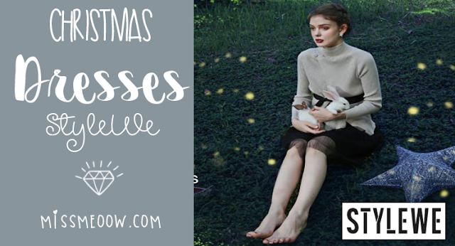 Christmas Dresses: StyleWe