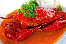 Kepiting Saus Madu