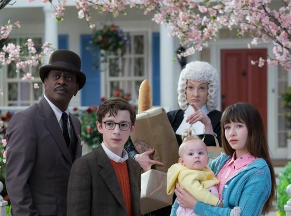 6 séries à chopper sur Netflix - Les désastrueses aventures des enfants Baudelaire