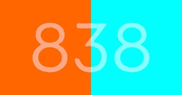 ΠΟΙΟΣ Αριθμός αναγράφεται στην Εικόνα; Μπορείς να διακρίνεις? Αν ΝΑΙ, τότε ανήκεις στο 1% σε αυτούς που το κατάφεραν!