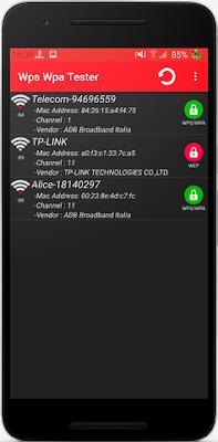 تطبيق Wpa Wps Tester Premium, تطبيق Wpa Wps Tester مدفوع, برنامج هكر الواي فاي للاندرويد