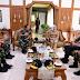 Danjen Akademi TNI Resmikan Tugu Integrasi Latsitardanus XXXIX Di Wilayah Satlak Hiu Bojonegoro