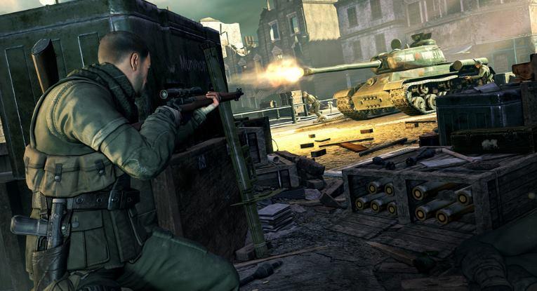 Sniper Elite V2 Remastered PC Full Español