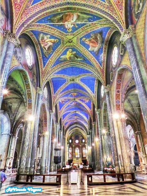 Basilica Santa Maria Sopra Minerva\