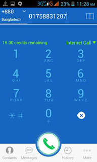 Ligar sem crédito, enviar sms de graça