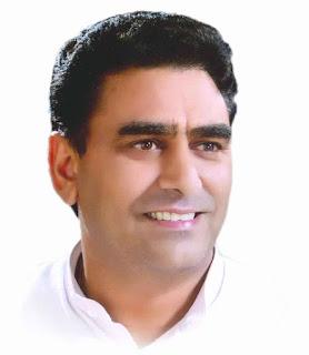 विधायक ललित नागर मुरैना जिले की 6 विधानसभा सीटों के आब्र्जवर नियुक्त