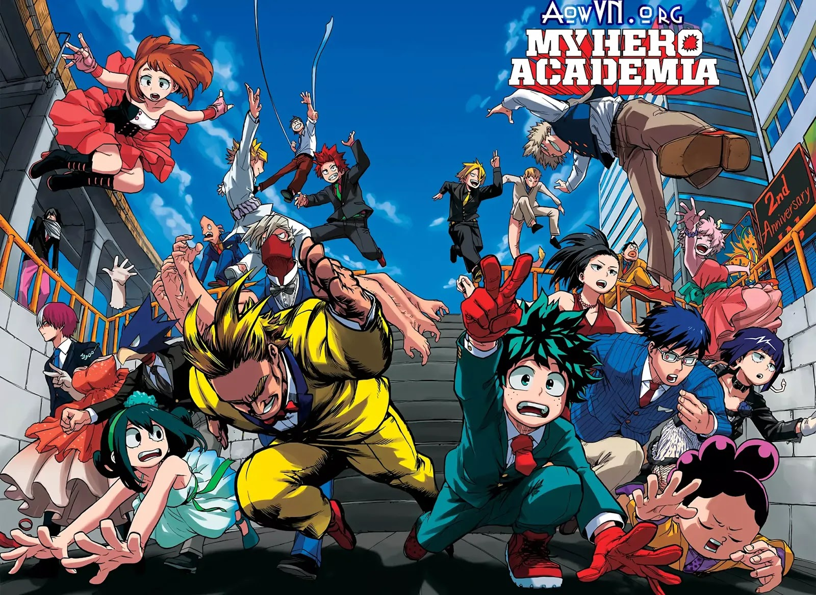 AowVN.org minz%2B%25282%2529 - [ Anime 3gp Mp4 ] Boku No Hero Academia SS1 + SS2 + OVA | Vietsub - Tuyệt Hay