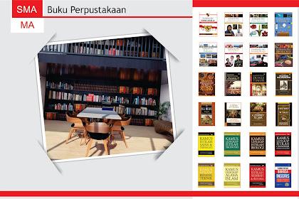 Kamus Untuk Referensi dan Koleksi Perpustakaan Tingkat SMA dan MA
