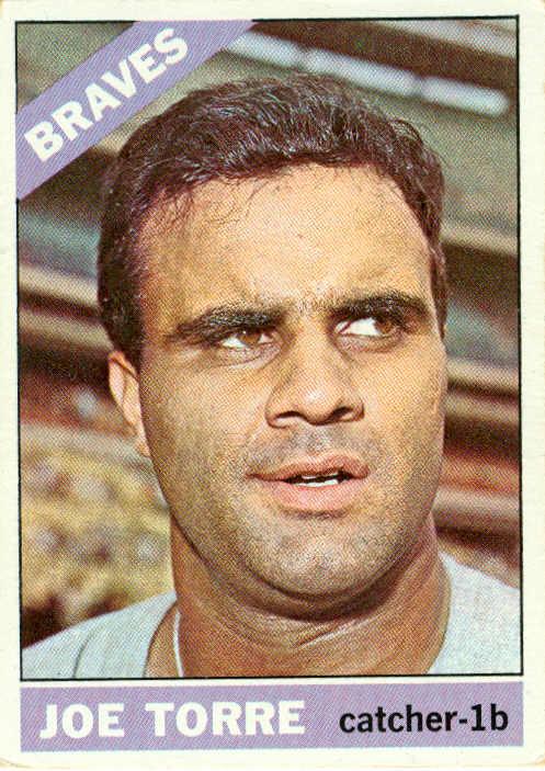 1966 Topps Baseball Joe Torre 130