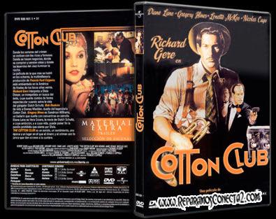 Cotton Club [1984] Caratula - Cine clásico musical