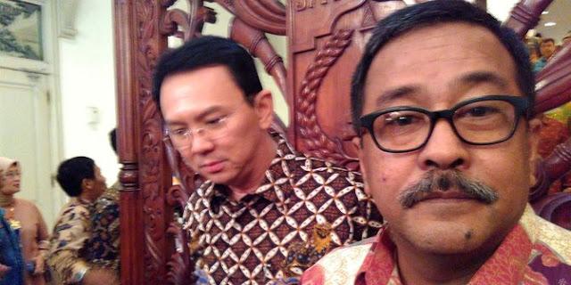 Rano Karno siap maju Pilkada DKI 2017, Jika diminta partai