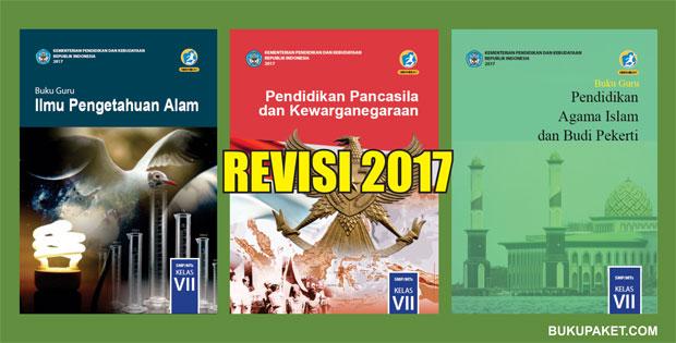 Buku Kurikulum 2013 Kelas VII Edisi Revisi 2017