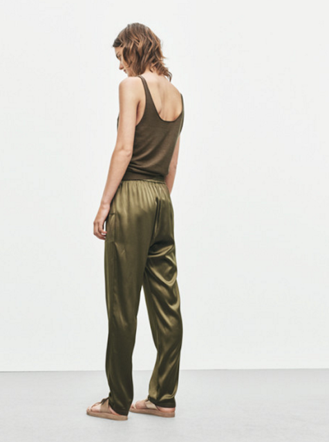 Scandanavian Label FilippaK Silk Pants