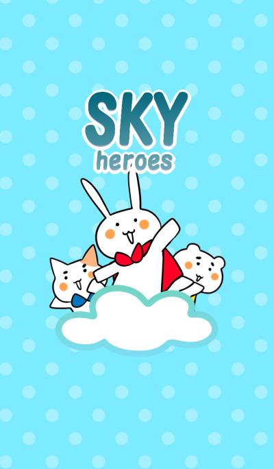 SKYheroes