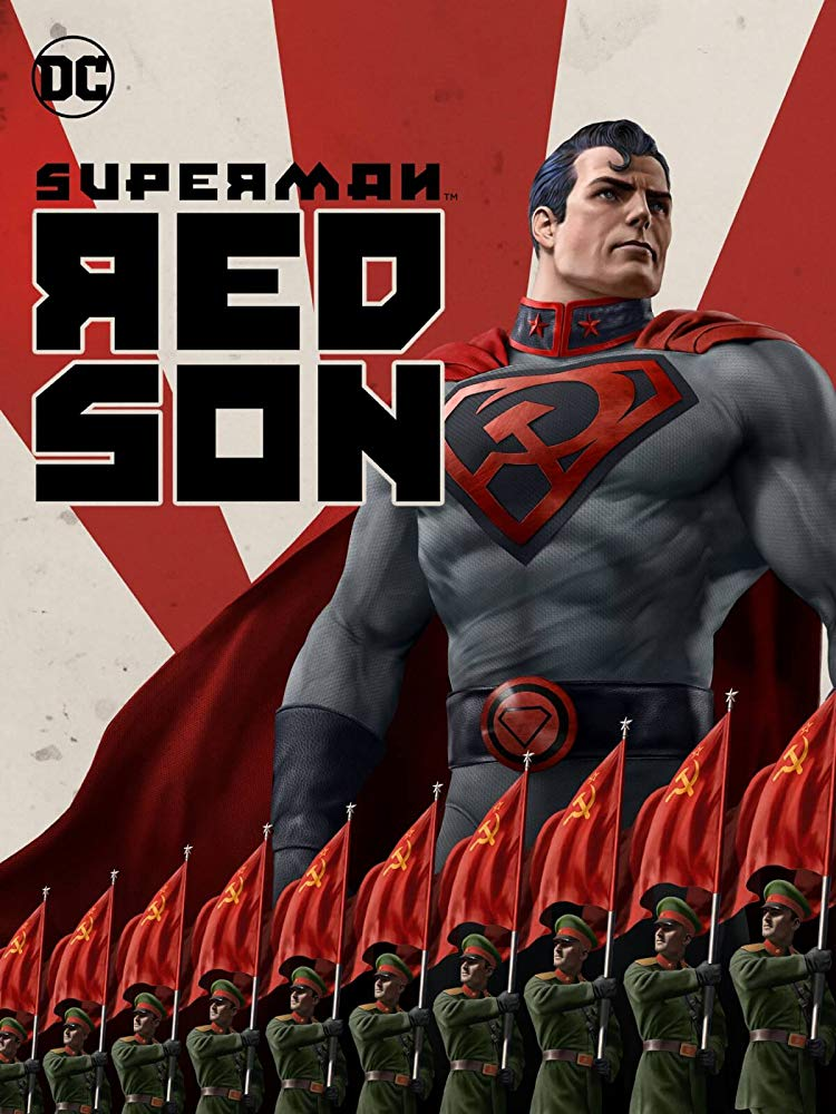 Superman Red Son (2020) English 300MB WEB-DL 480p ESubs
