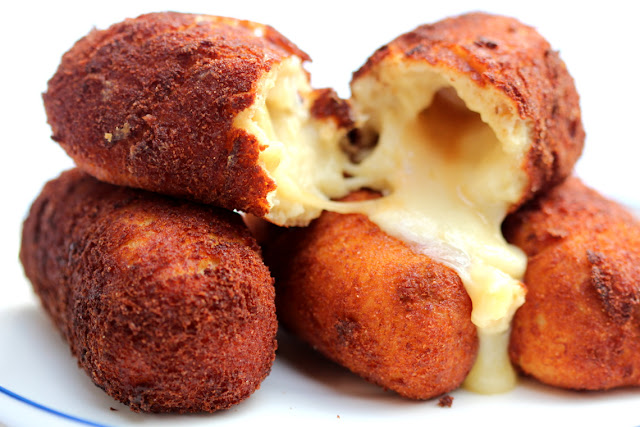 How To Make Creamy Potato Croquettes