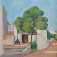 Pintura paisajes en venta Juan Navarro Ramón