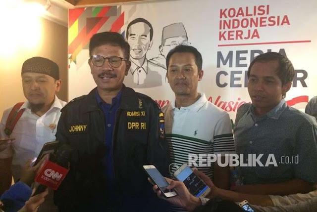 Koalisi Jokowi: Jangan Beri Harapan Palsu Saat Kampanye