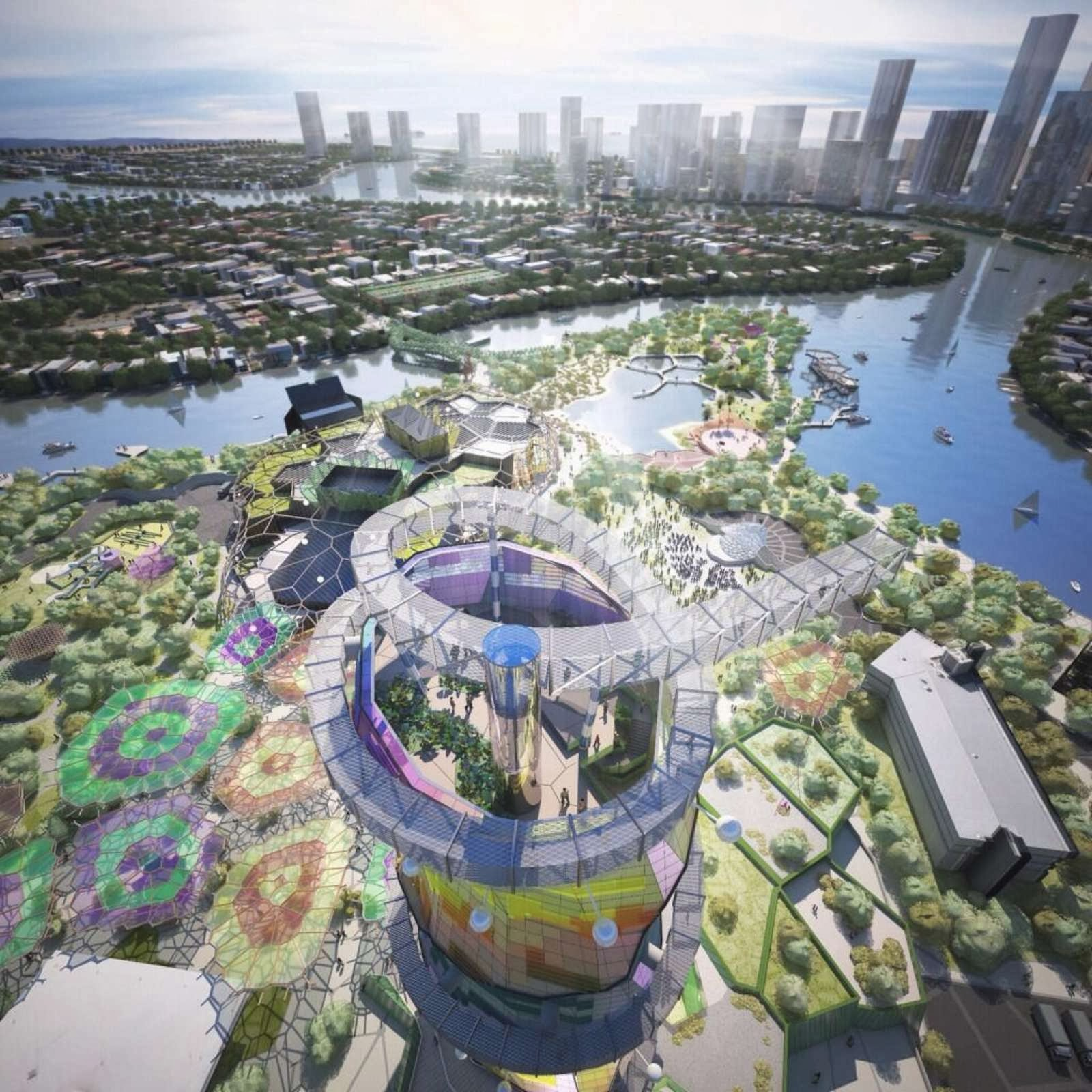 Acreage Home Design Gold Coast: ARM Architecture Wins The Gold Coast Cultural Precinct