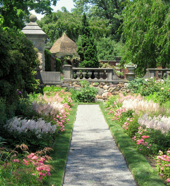 Westbury Garden Barn: Idyll Haven: IU Converges On Planting Fields Arboretum And