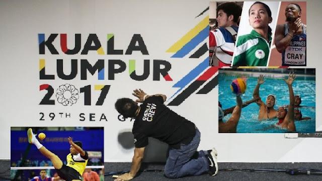 Tak Hanya Indonesia, 7 Negara Merasa Paling Dirugikan Malaysia di SEA Games 2017,