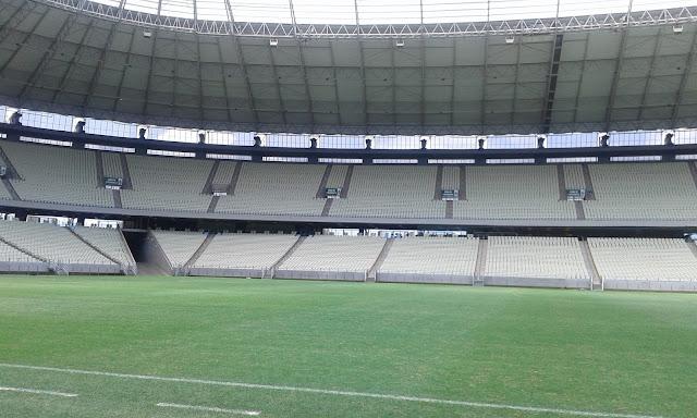 Arena Castelão - Fortaleza - CE