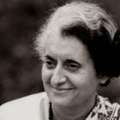 Indira Priyadarshini Gandhi Nehru