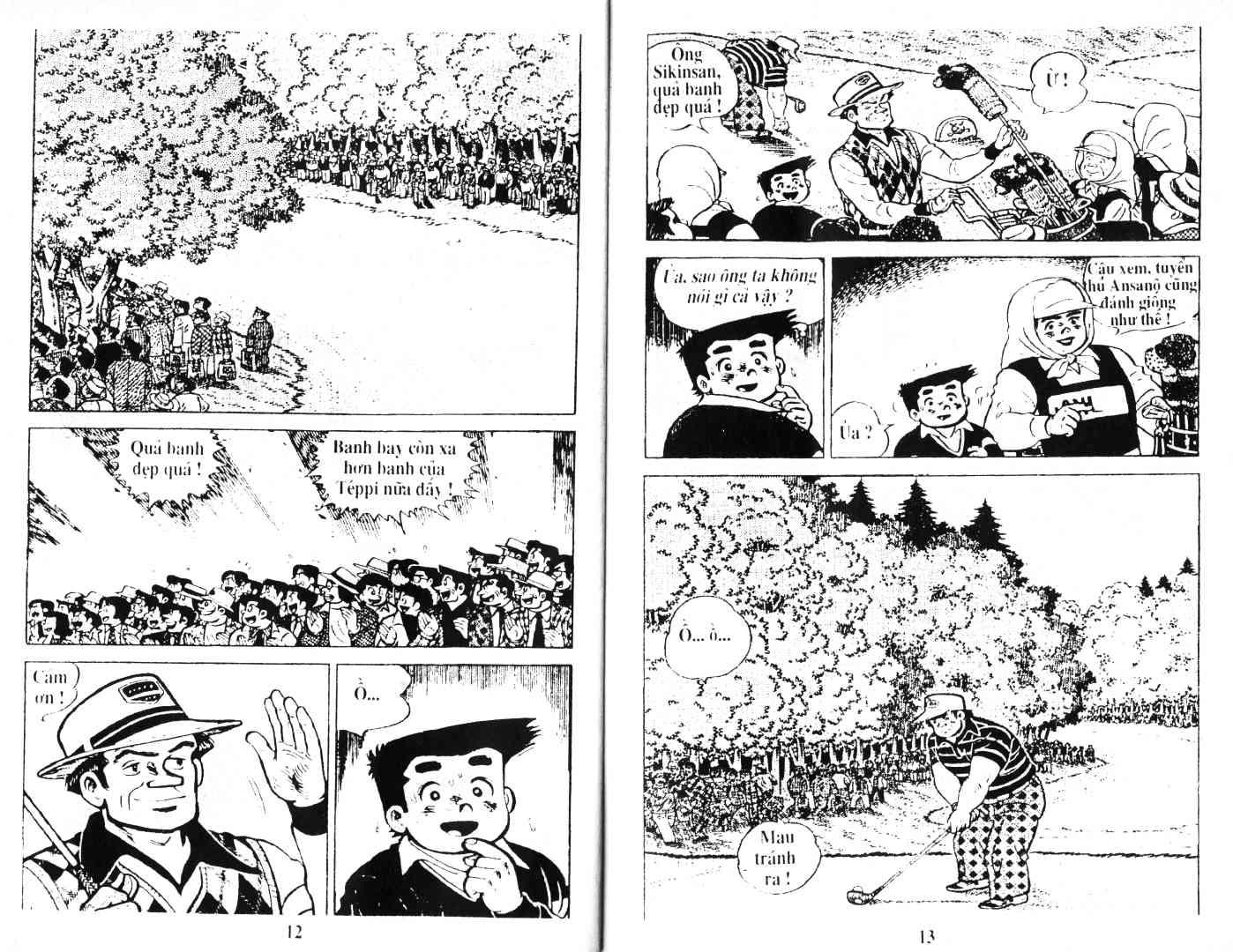 Ashita Tenki ni Naare chapter 40 trang 4