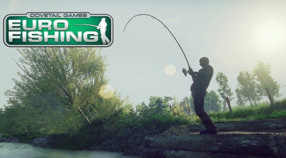 Dovetail games euro fishing coming to ps4 on april 11 for Dovetail games fishing