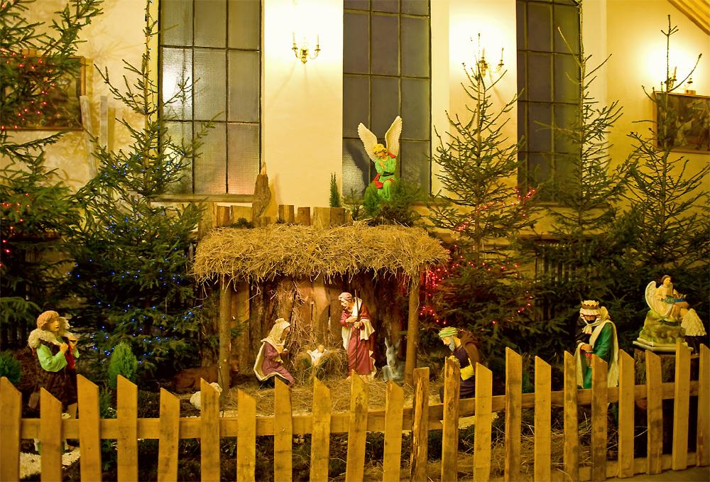Christmas Cribs Decoration Pictures Download | Kids Online ...
