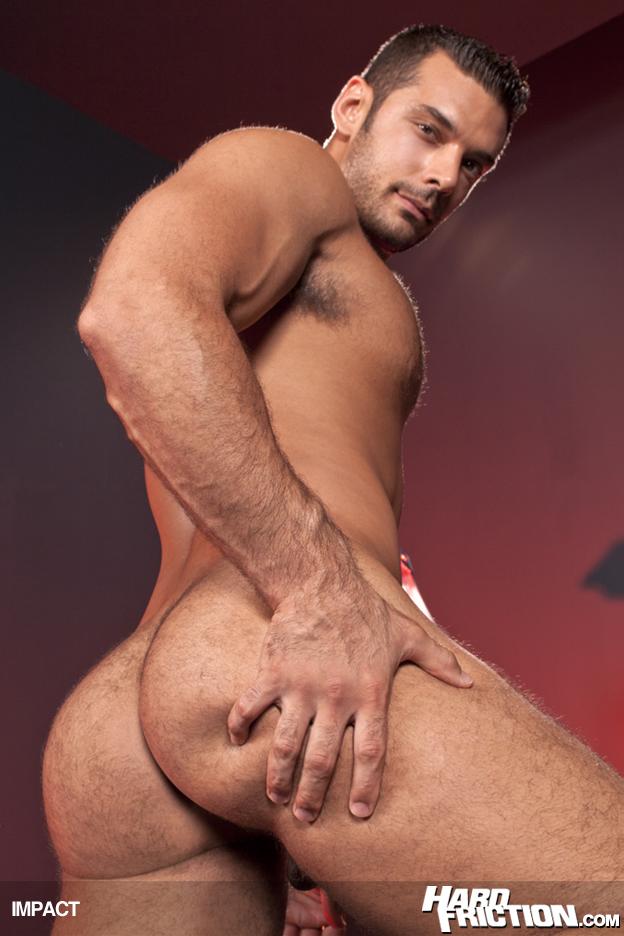 nude male bubble ass