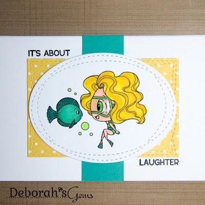 Laughter & Friends sq - photo by Deborah Frings - Deborah's Gems