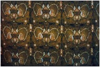Batik Jambi Motif Kuao Berhias