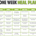 Healthy Meal Plan Guide For Weight Loss Followers