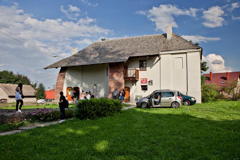 Nowa Słupia,świętokrzyskie,Świętokrzyski Park Narodowy,szkoła pobenedyktyńska
