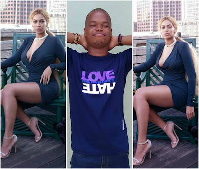 """""""She has given me victory, I will lift her higher"""" – Nigerian man worships Beyoncé on Facebook"""