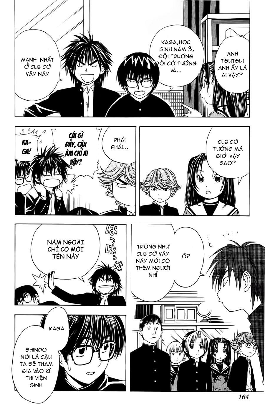 Hikaru No Go hikaru no go chap 42 trang 9