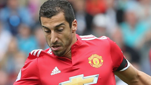 Henrikh Mkhitaryan has barely figured for Manchester United in the last six weeks