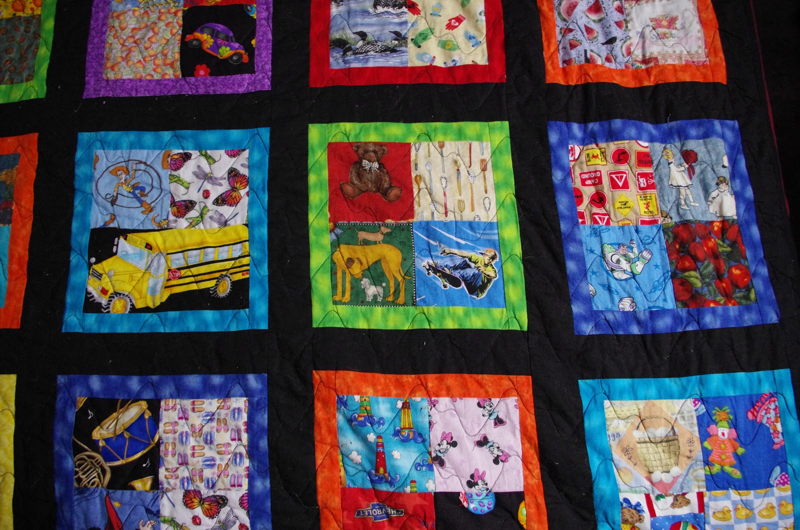Gwenda Quilts Quot I Spy With My Little Eye Quot