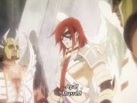 Review Shingeki No bahamut - Virgin Soul Episode 1 dan Kumpulan Fotonya