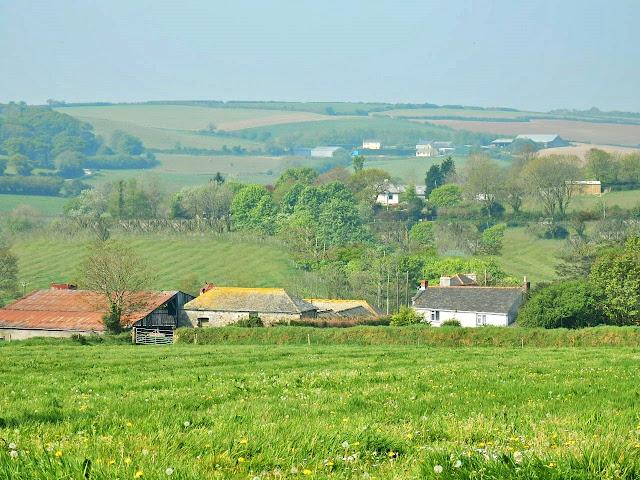Farm in Cornwall