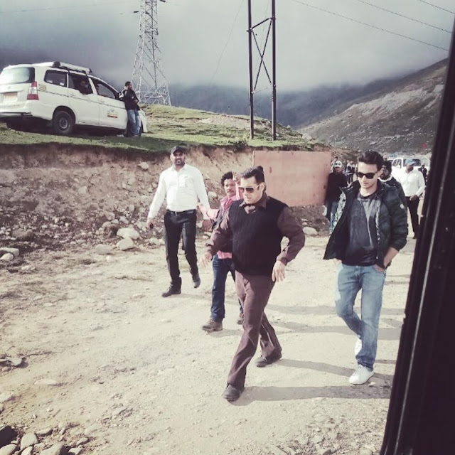 Salman Khan's Tubelight Movie Latest Working Stills