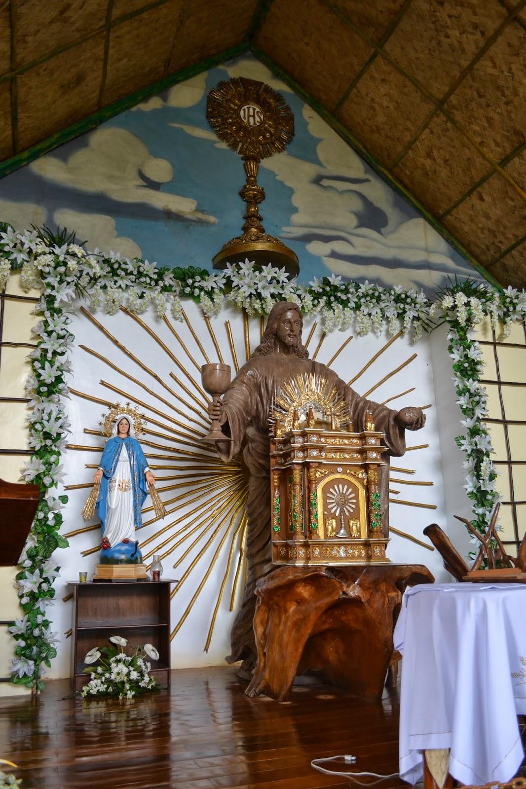 Holy Week Destination St Padre Pio Shrine Sto Tomas
