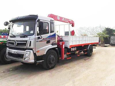 dầu thủy lực chuyên dùng cho xe cẩu 1 tấn