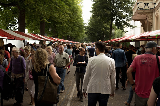Paseo Feria libro Deventer