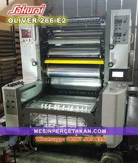 OLIVER 66 2 Warna